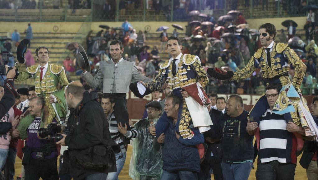 Triunfo rotundo de José Tomás en su retorno a las plazas españolas