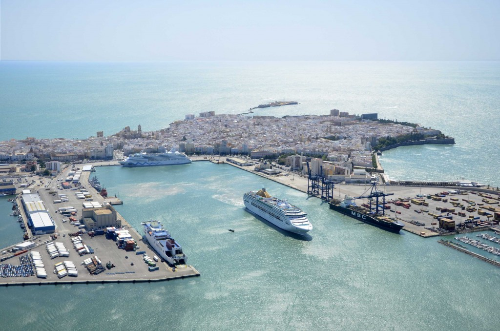 El Puerto de Cádiz contará con un área logística junto al Aeropuerto de Jerez