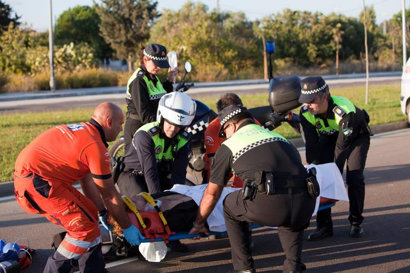 La Policía Local realizó un total de 1.174 intervenciones de perfil humanitario durante 2016