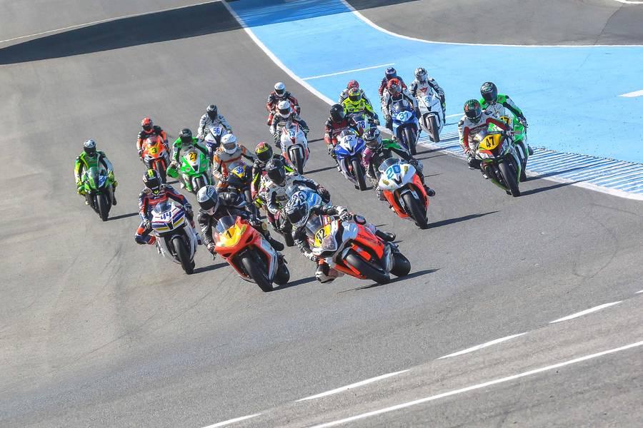 El Circuito de Jerez arranca la temporada de competición con el Campeonato Andaluz