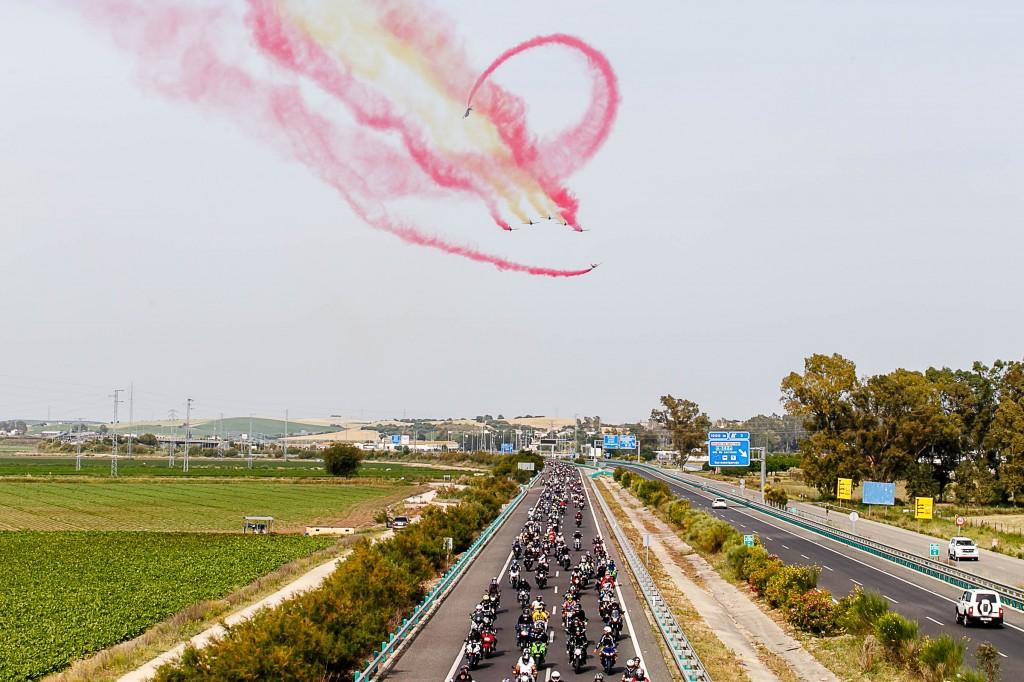 Jerez ya vive su Gran Premio