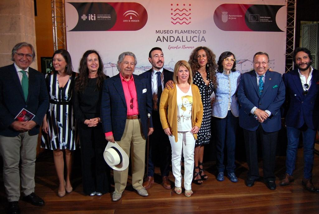 Firmado un protocolo para la creación del Museo del Flamenco de Andalucía