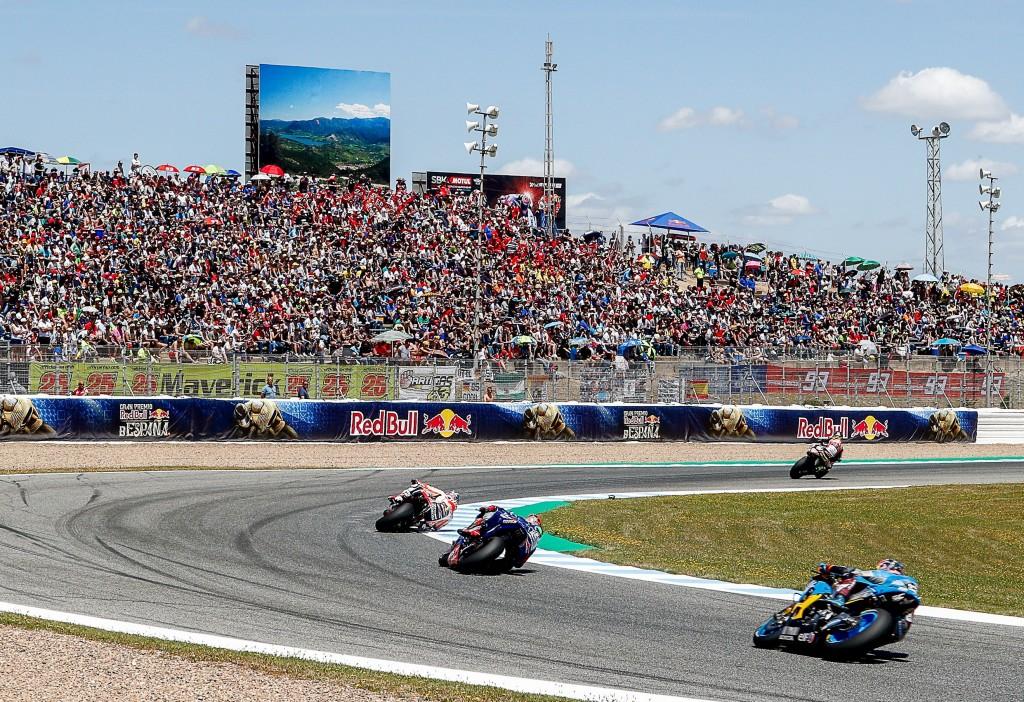Ausencia de incidencias de gravedad en la segunda jornada del Gran Premio de Jerez