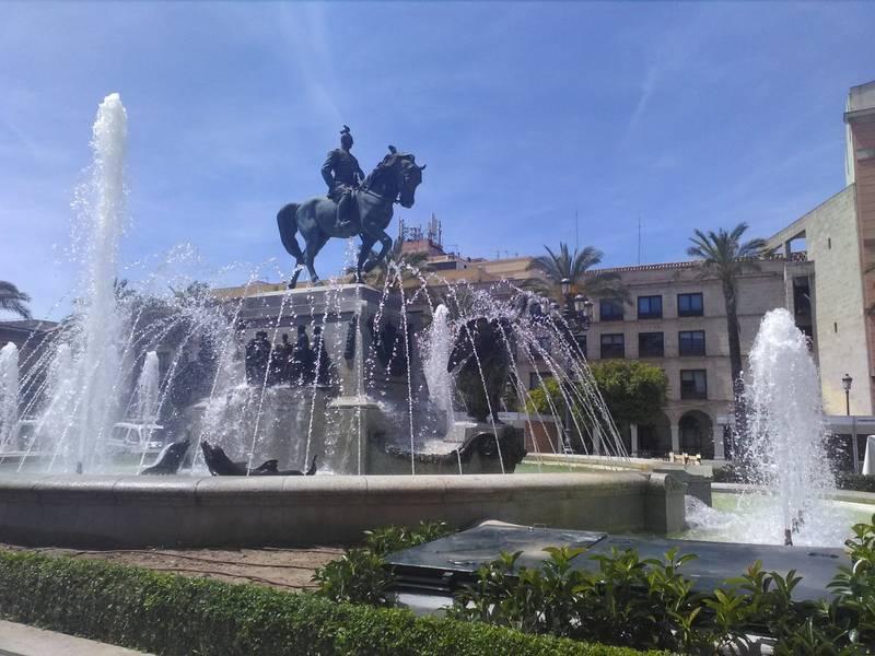 La fuente del Arenal, de nuevo en funcionamiento