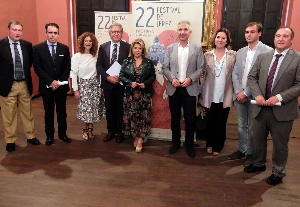 El Ballet Nacional abrirá el XXII Festival de Jerez