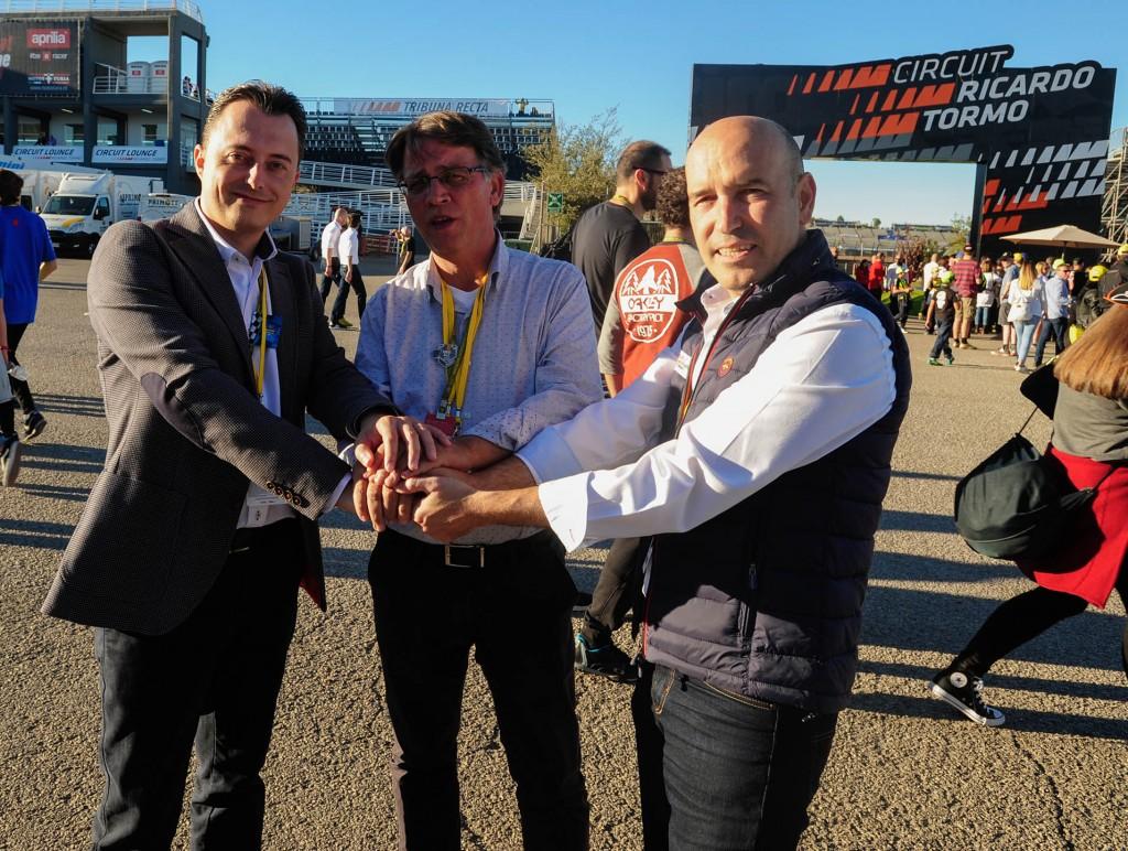 Los circuitos de Jerez y Valencia reeditan el pack afición para sus grandes premios en 2018