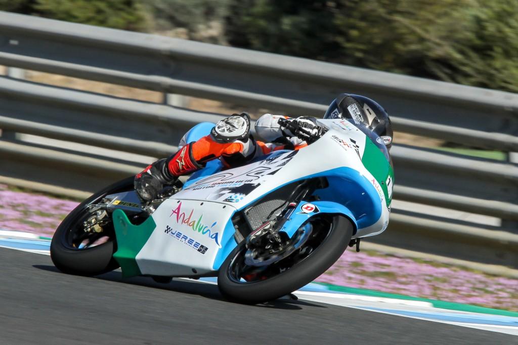 Resultados de las pruebas de selección del Jerez Andalucía Motor Talent