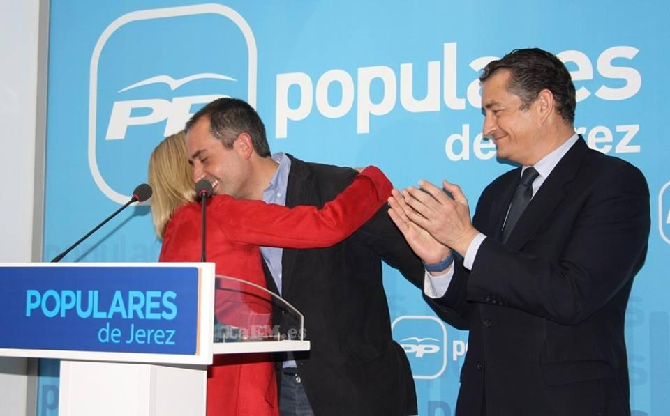 Antonio Saldaña es elegido candidato a la Alcaldía de Jerez por el PP