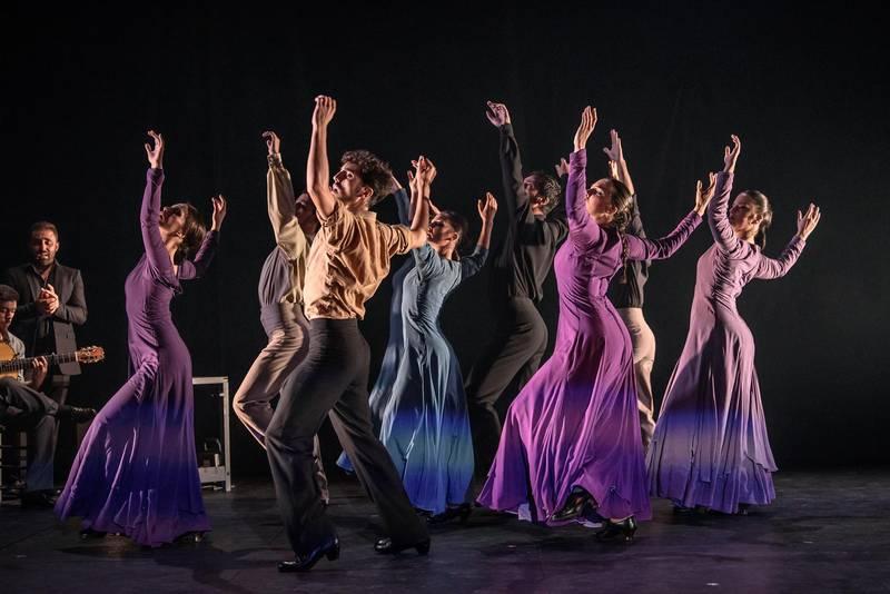 Ballet Flamenco de Andalucía y Molinero