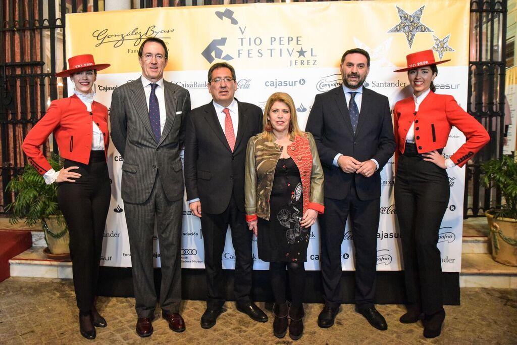 Juanes abre el V Tío Pepe Festival, una cita que marida vinos, música, y gastronomía