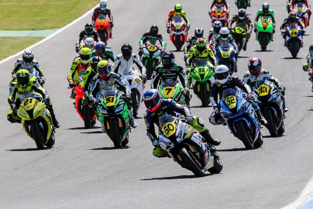 El Regional de Velocidad abre la temporada en el Circuito de Jerez