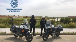 policia nacional jerez
