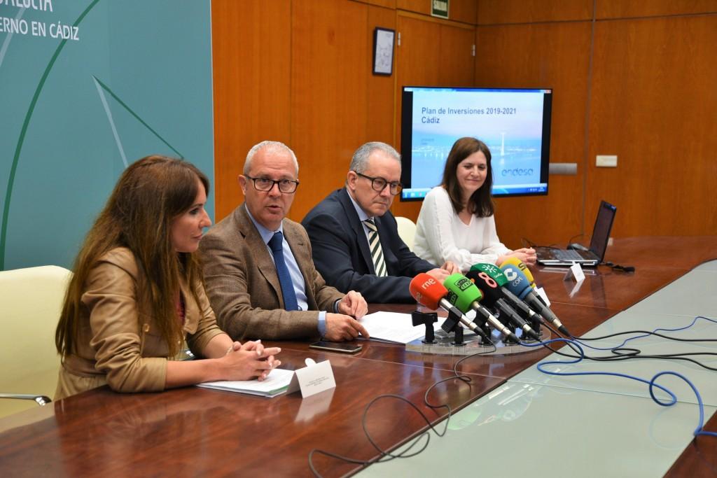 Endesa anuncia un plan de inversión de más de 122 millones de euros para la provincia