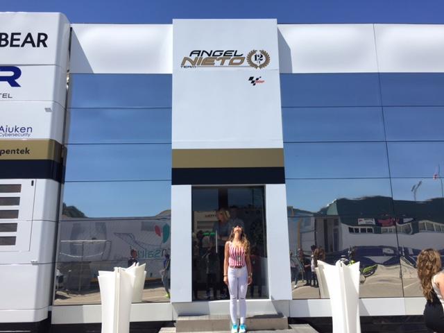 En imágenes, ambiente del paddock del Circuito de Jerez Ángel Nieto