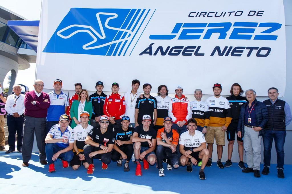 El Gran Premio en Jerez, del 3 al 5 de mayo