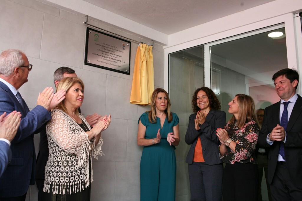 El Campus de Jerez estrena un nuevo edificio para Ciencias Sociales