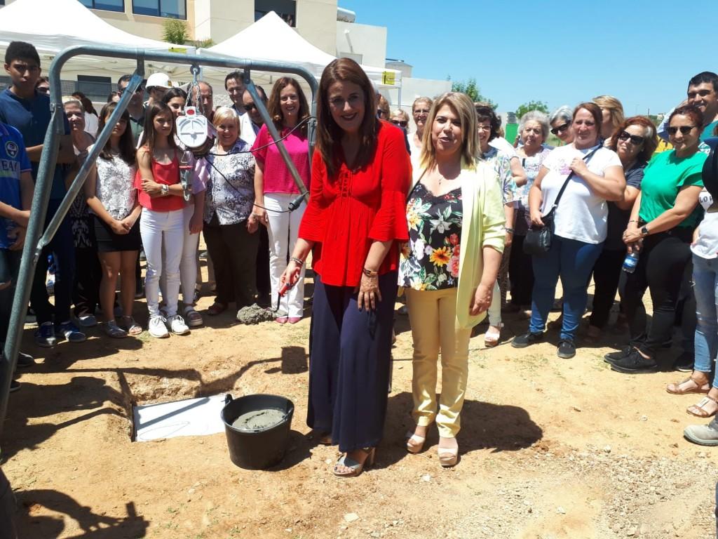 Comienzan las obras de construcción del nuevo instituto en Jerez