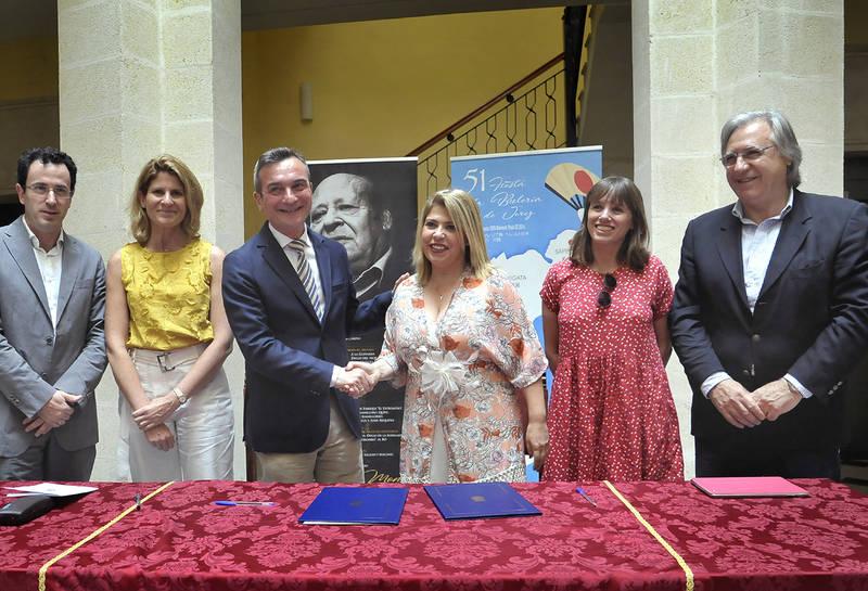 El Palacio de Villapanés de Jerez será la sede del I máster oficial interuniversitario en Investigación y Análisis del Flamenco