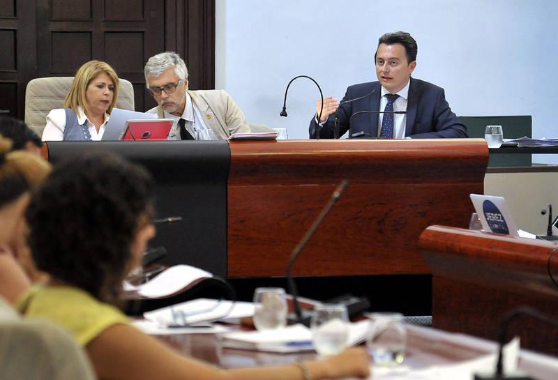 El Presupuesto 2018 sale adelante con 12,5 millones de euros para invertir en mejoras