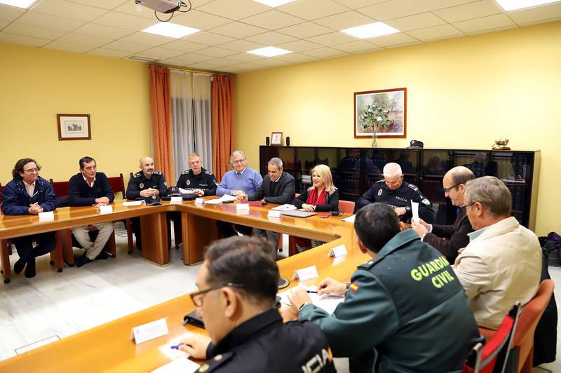 Nuevo encuentro para abordar el plan de seguridad en calle Nueva y zonas aledañas