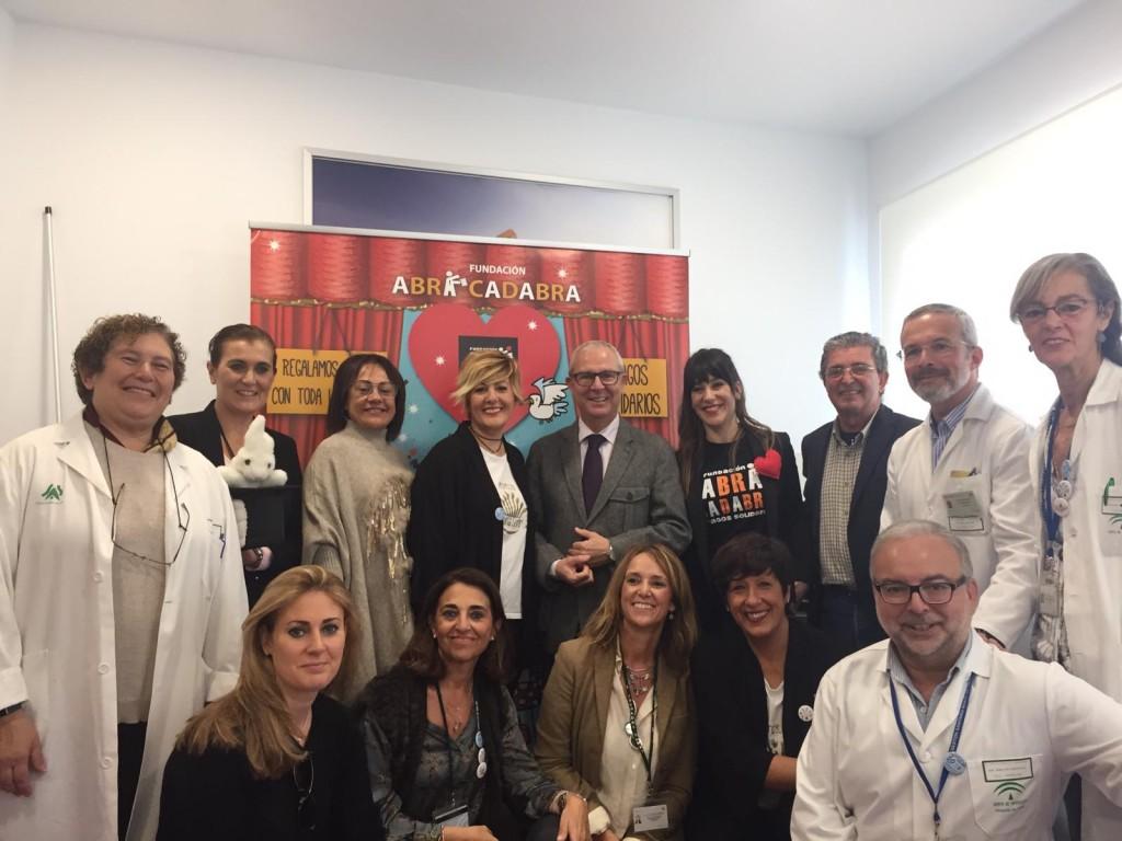 El Hospital de Jerez pone en funcionamiento una nueva ludoteca destinada a los adolescentes hospitalizados con patología onco-hematológica