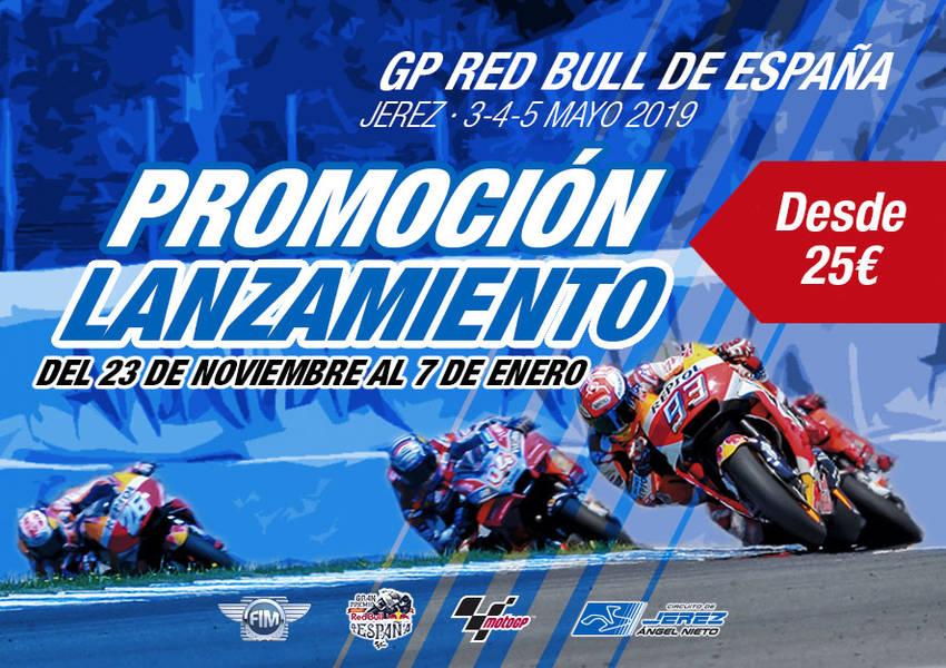 Arranca la venta de entradas para el GP de España y el Mundial de Superbike 2019