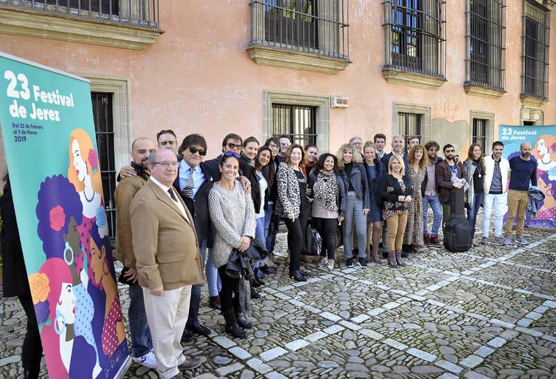 """El XXIII Festival de Jerez, entre el """"brillante presente"""" y el futuro del baile"""