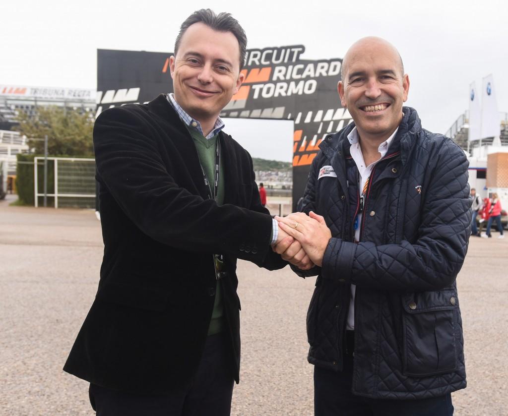 El Circuito de Jerez pone a la venta el Pack Afición junto al Circuit Ricardo Tormo