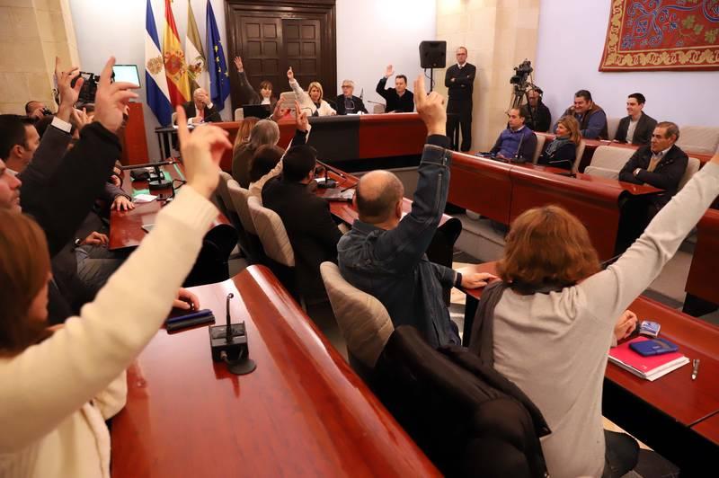 Visto bueno para ceder a la Junta la zona donde se construirá el Museo del Flamenco