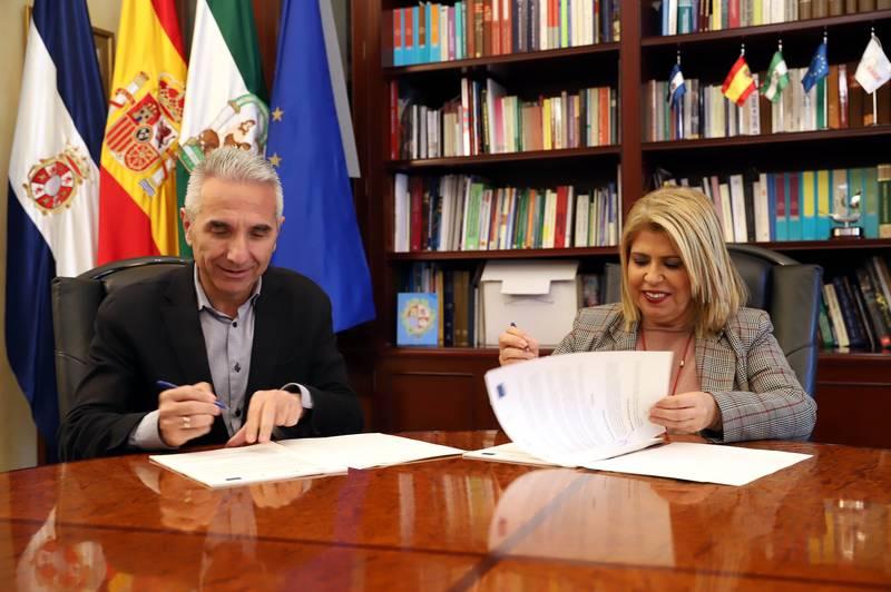 Ayuntamiento y Junta firman el convenio para el Museo de Flamenco en Jerez