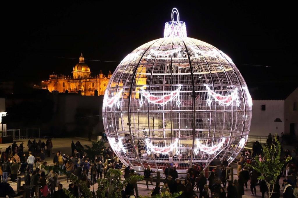 Ya es Navidad en Jerez