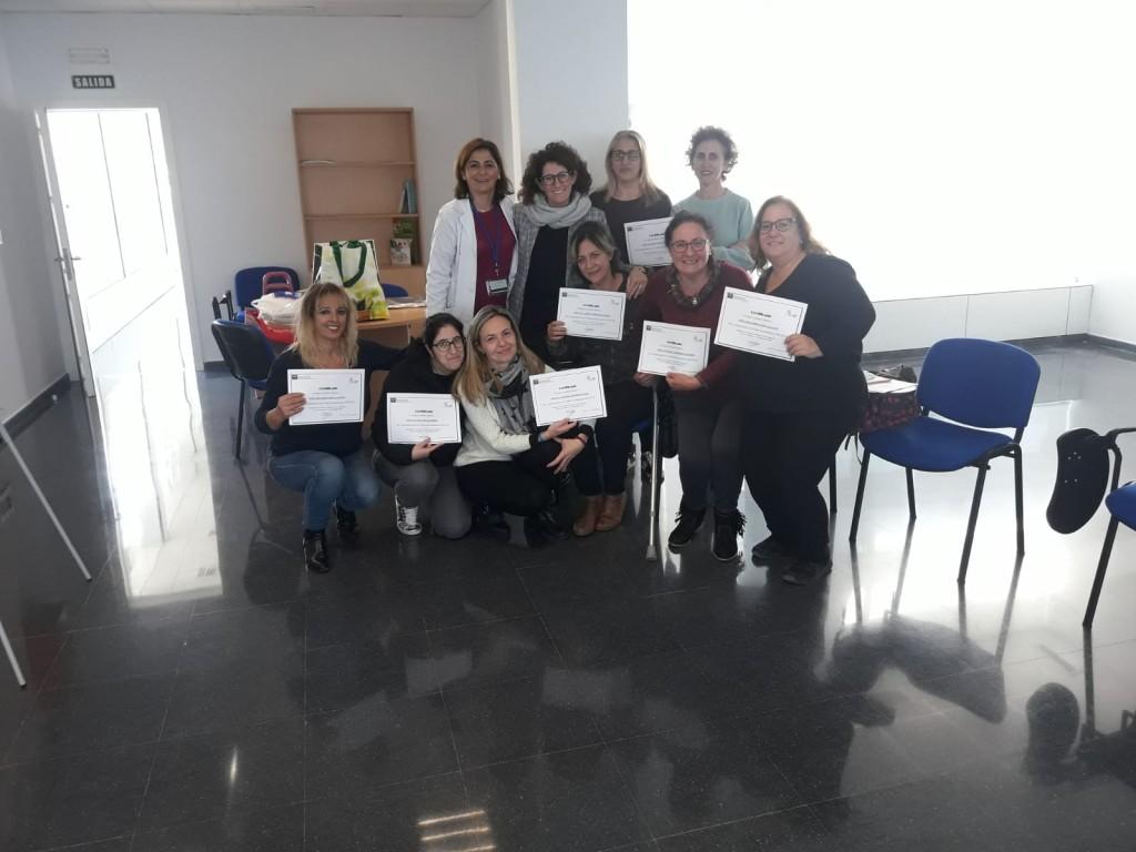 El centro de salud de San Telmo crea un grupo socioeducativo para potenciar habilidades personales