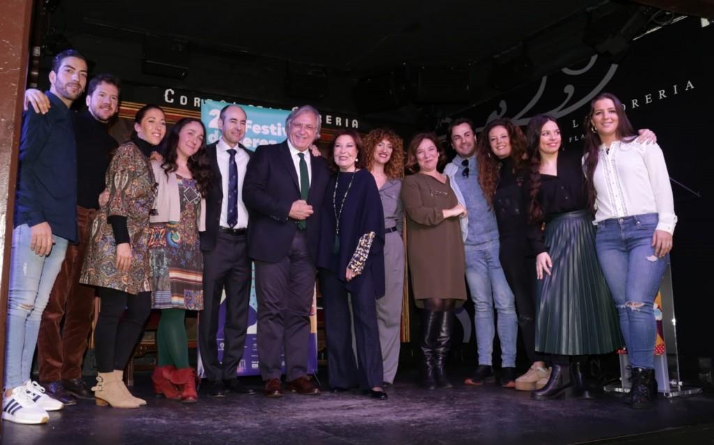El Festival de Jerez se presenta en el Corral de la Morería de Madrid
