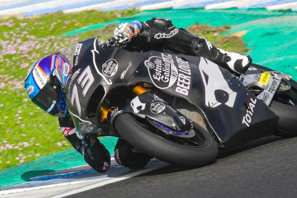 Llegan los primeros entrenamientos oficiales de pretemporada para Moto2 y Moto3
