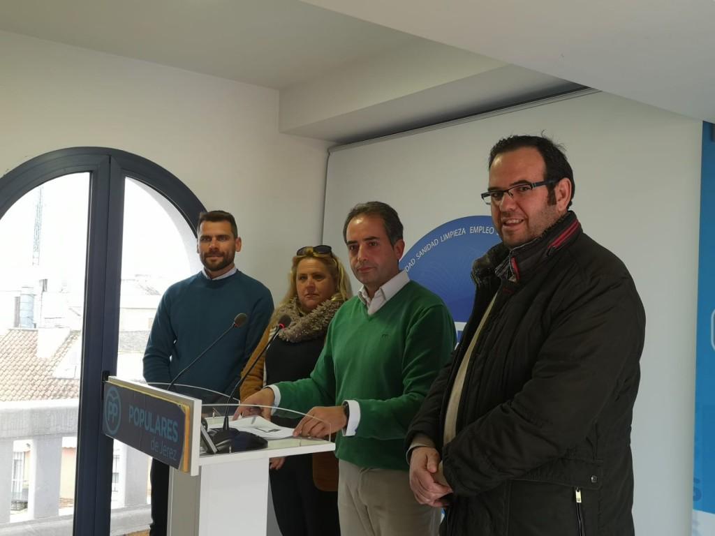 Saldaña presenta el 'Desafío Rural' para llevar al PP a todas las pedanías y zona rural