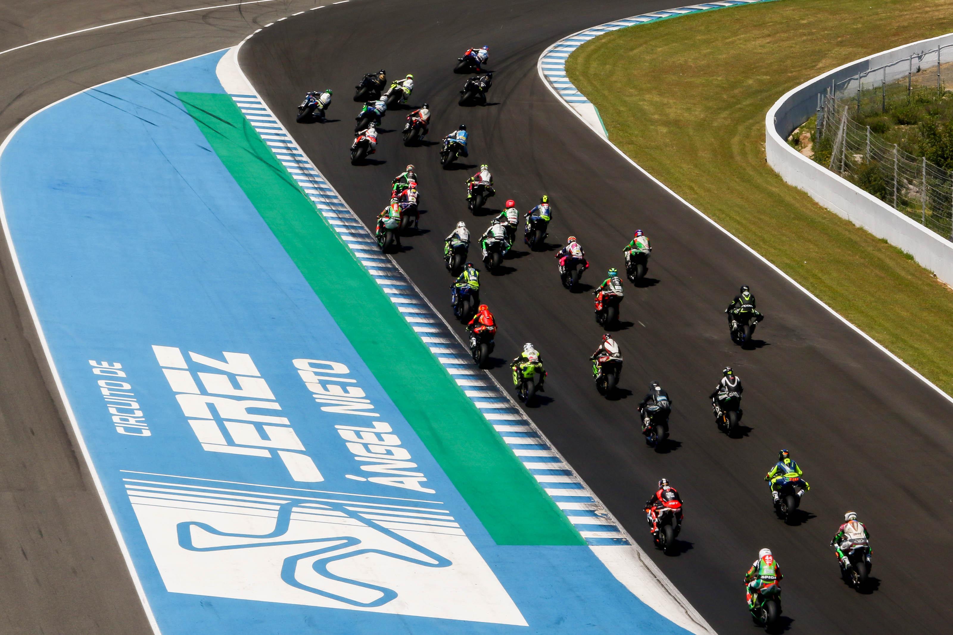 Circuito Jerez : Vídeo marini explica las claves del circuito de jerez
