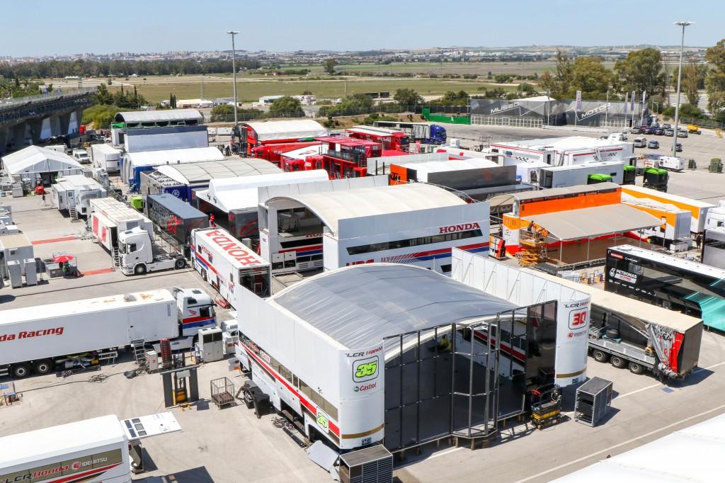 Jerez acogerá la carrera 400 en suelo español y la 300 de la historia de MotoGP