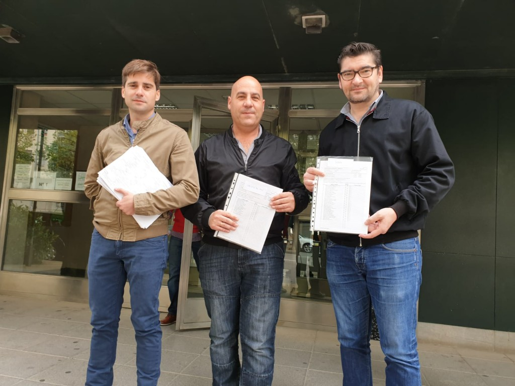El PSOE-A de Jerez presenta a sus candidatos en Jerez, San José del Valle y en las 7 ELA