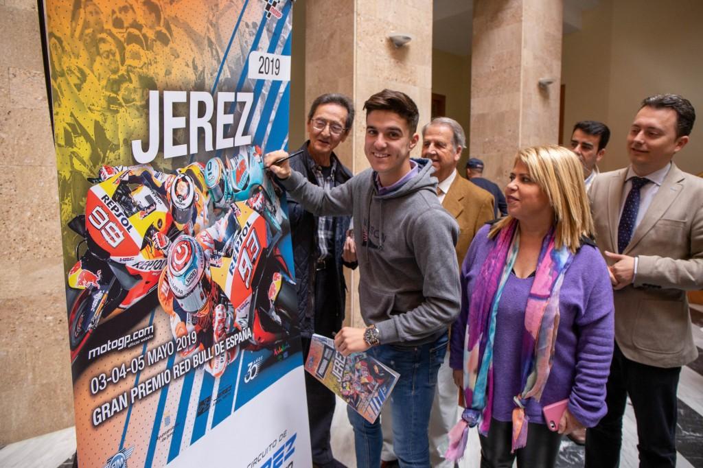 Aumenta el número de entradas vendidas para el Gran Premio de Jerez