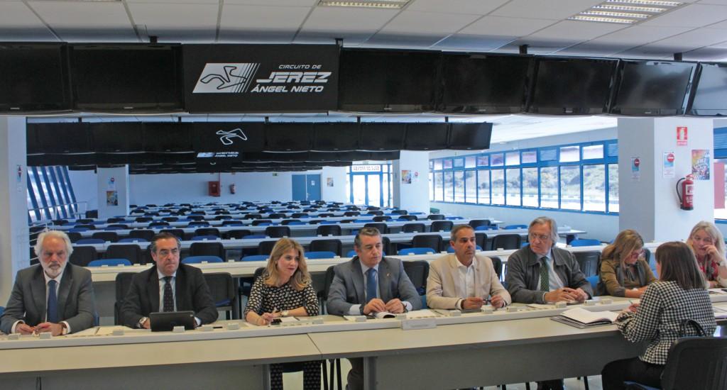 Se activa el 'Plan Gran Premio de Jerez para garantizar la seguridad