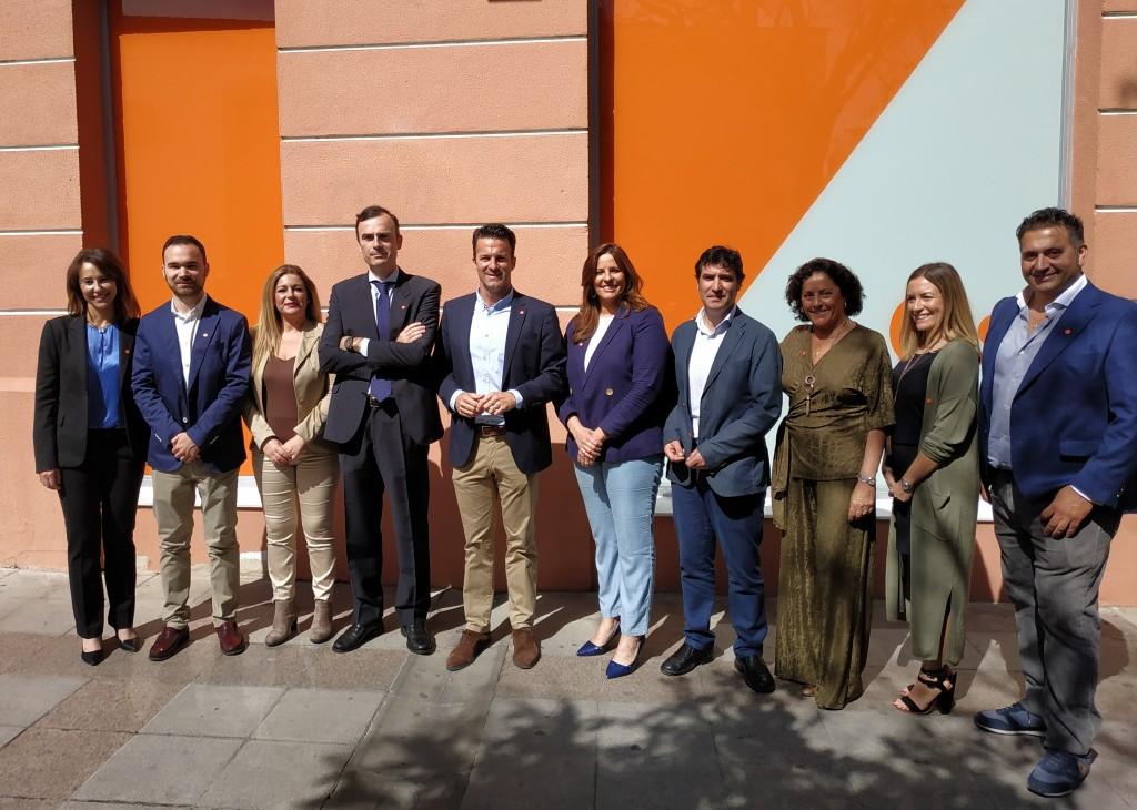 """Ciudadanos Jerez presenta una candidatura para """"cambiar el rumbo del Ayuntamiento"""""""