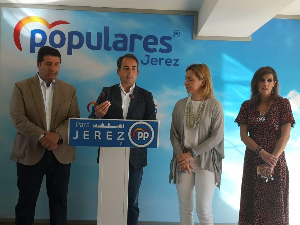 Saldaña sitúa el empleo como prioridad absoluta para que Jerez vuelva a generar oportunidades