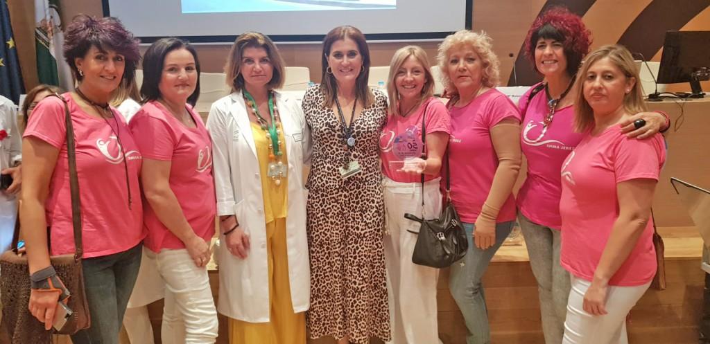 El Hospital de Jerez reconoce a quienes ayudaron a organizar los actos de su 50 aniversario