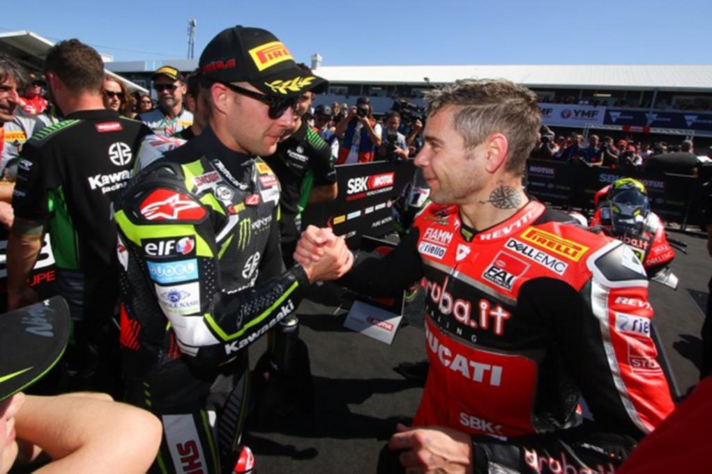 El Mundial de Superbike llega a Jerez