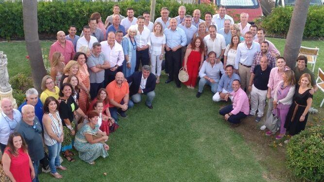 Ana Mestre da a conocer la nueva ejecutiva del Partido Popular de Cádiz