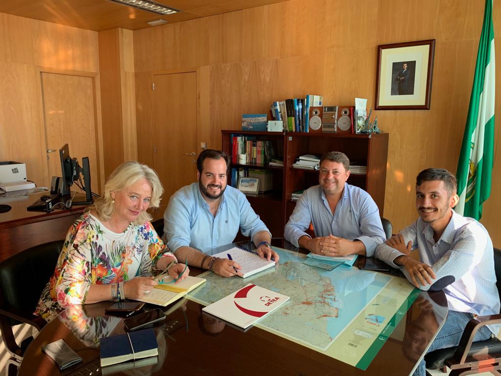 La Junta inicia en un mes reparaciones en siete viviendas de Estella del Marqués
