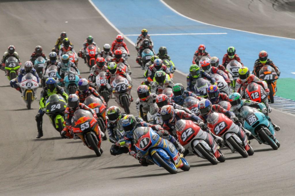 El Circuito de Jerez podría ser decisivo en la resolución de los títulos del FIM CEV Repsol