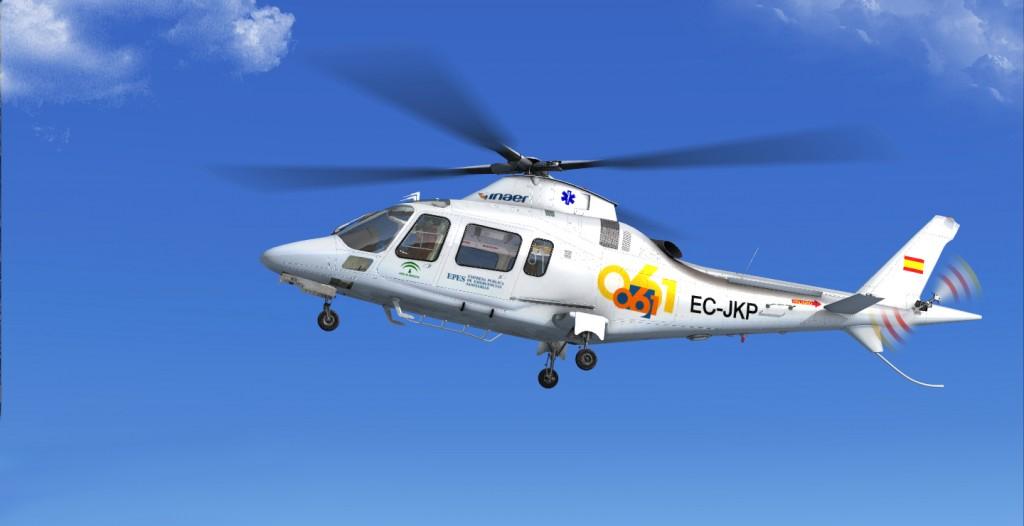El PP cumple al confirmar la Junta que el helicóptero del 061 funcionará todo el año
