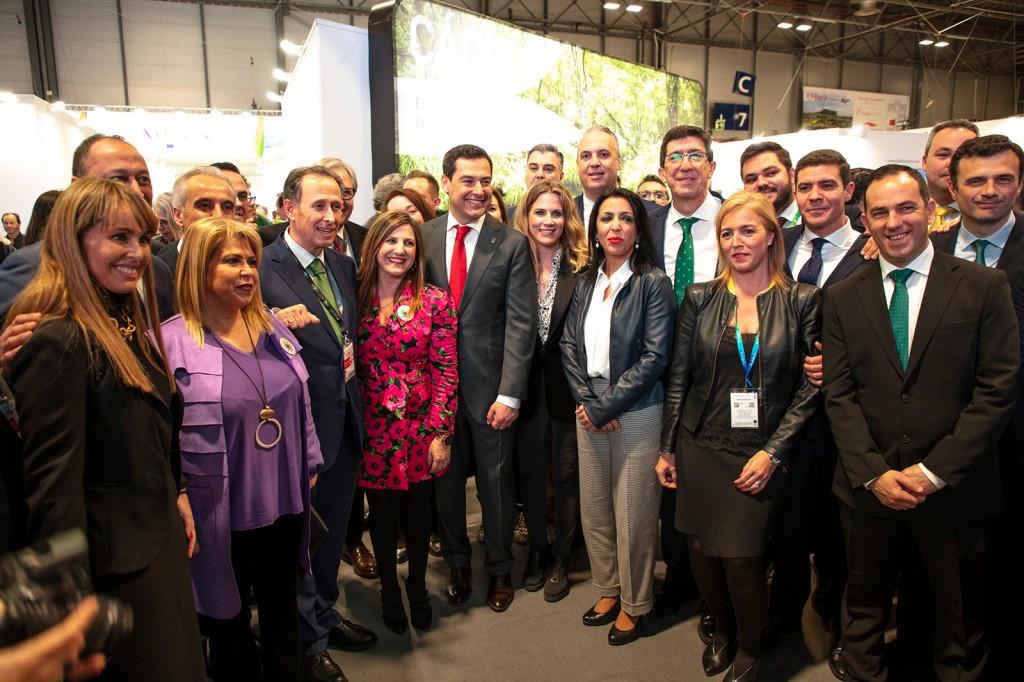 Jerez presenta en Fitur su candidatura a la Capitalidad Europea 'Vientos de cultura'