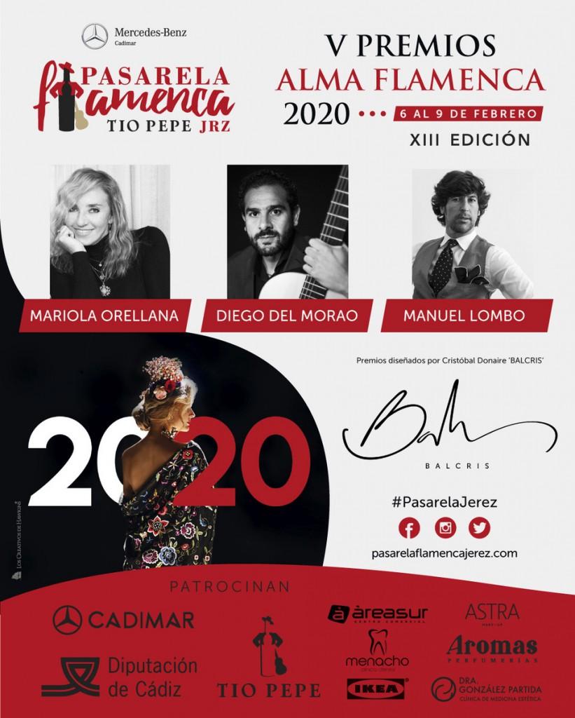 Premios Alma Flamenca de la Pasarela Tío Pepe